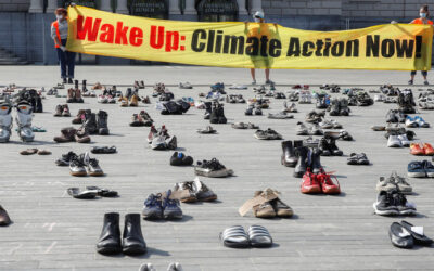 Could COVID-19 mark a 'turning point' in the climate crisis?