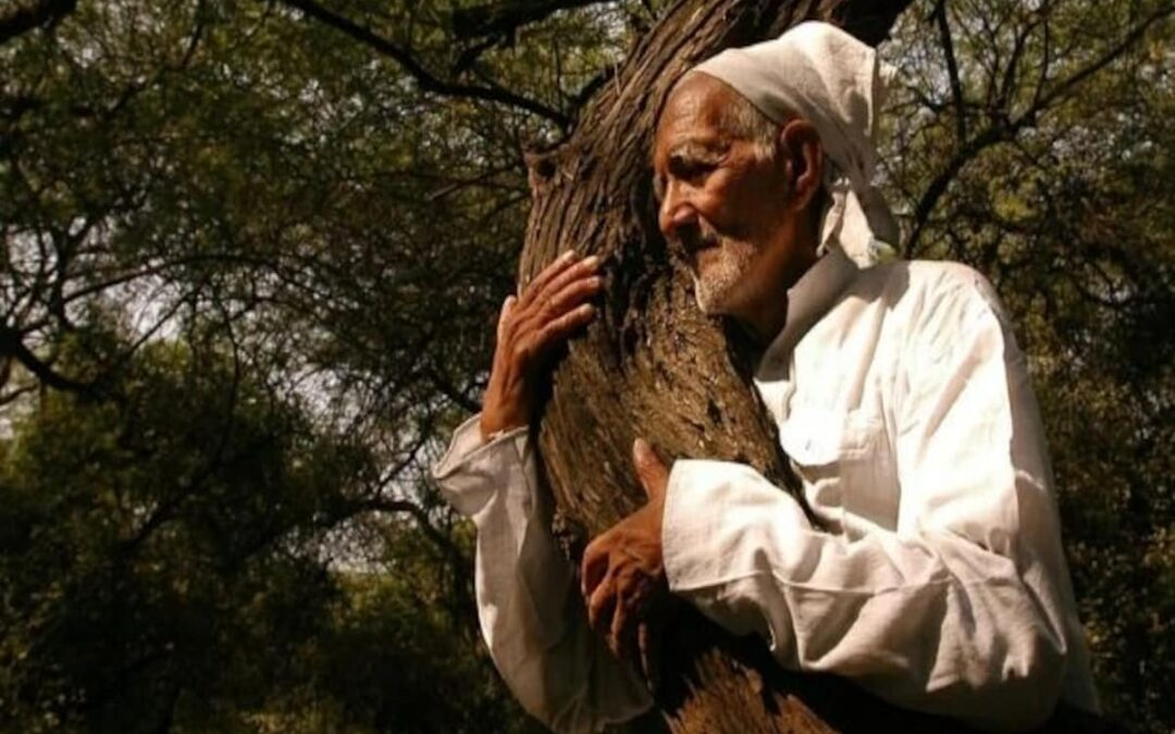 Father of Chipko Movement is no more