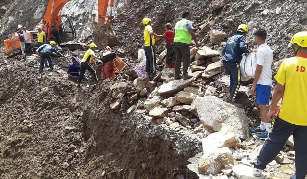 These measures can significantly arrest landslides in Himalayas